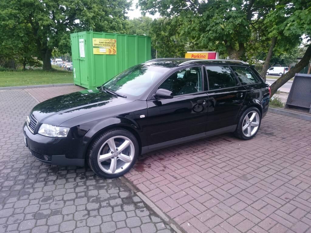 17 Et28 Do B6 Felgi Audi A4 Klub Polska