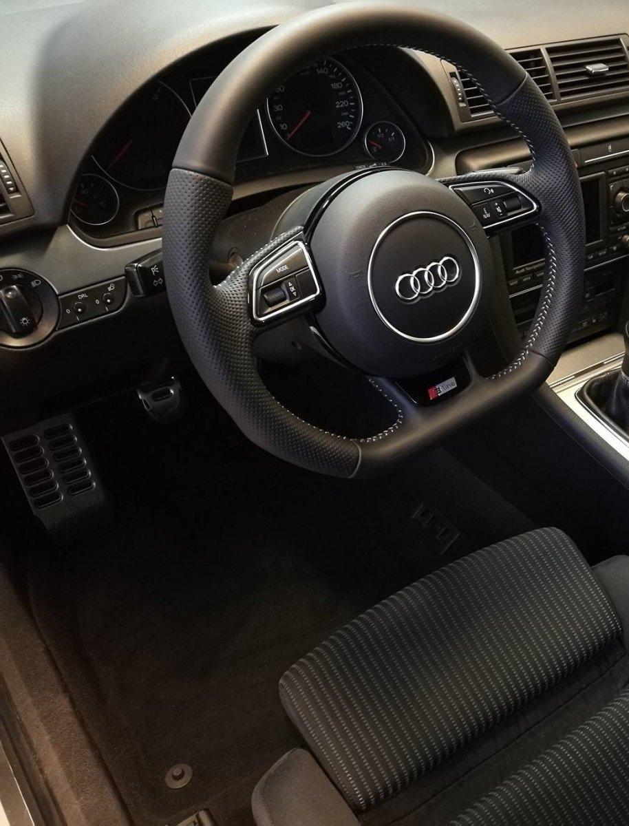 Kierownica Od B8 Lift Do B6 A4 B6 B7 Audi A4 Klub Polska