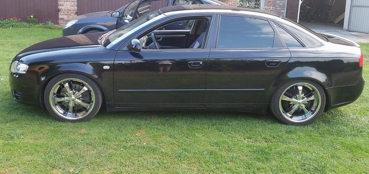 Za Niskie Zawieszenie A4 B7 A4 B6b7 Audi A4 Klub Polska