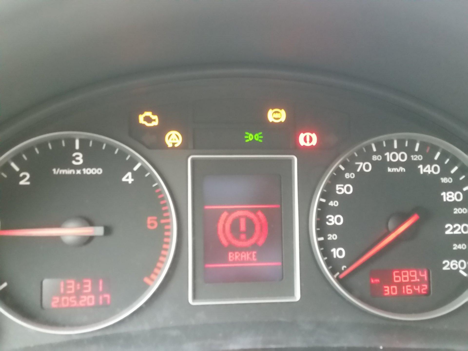 Audi A4 B7 Jaki Silnik 0425