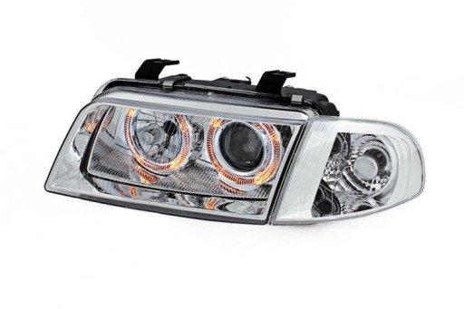 Wymiana lamp na Depo A4 B5 Audi A4 Klub Polska