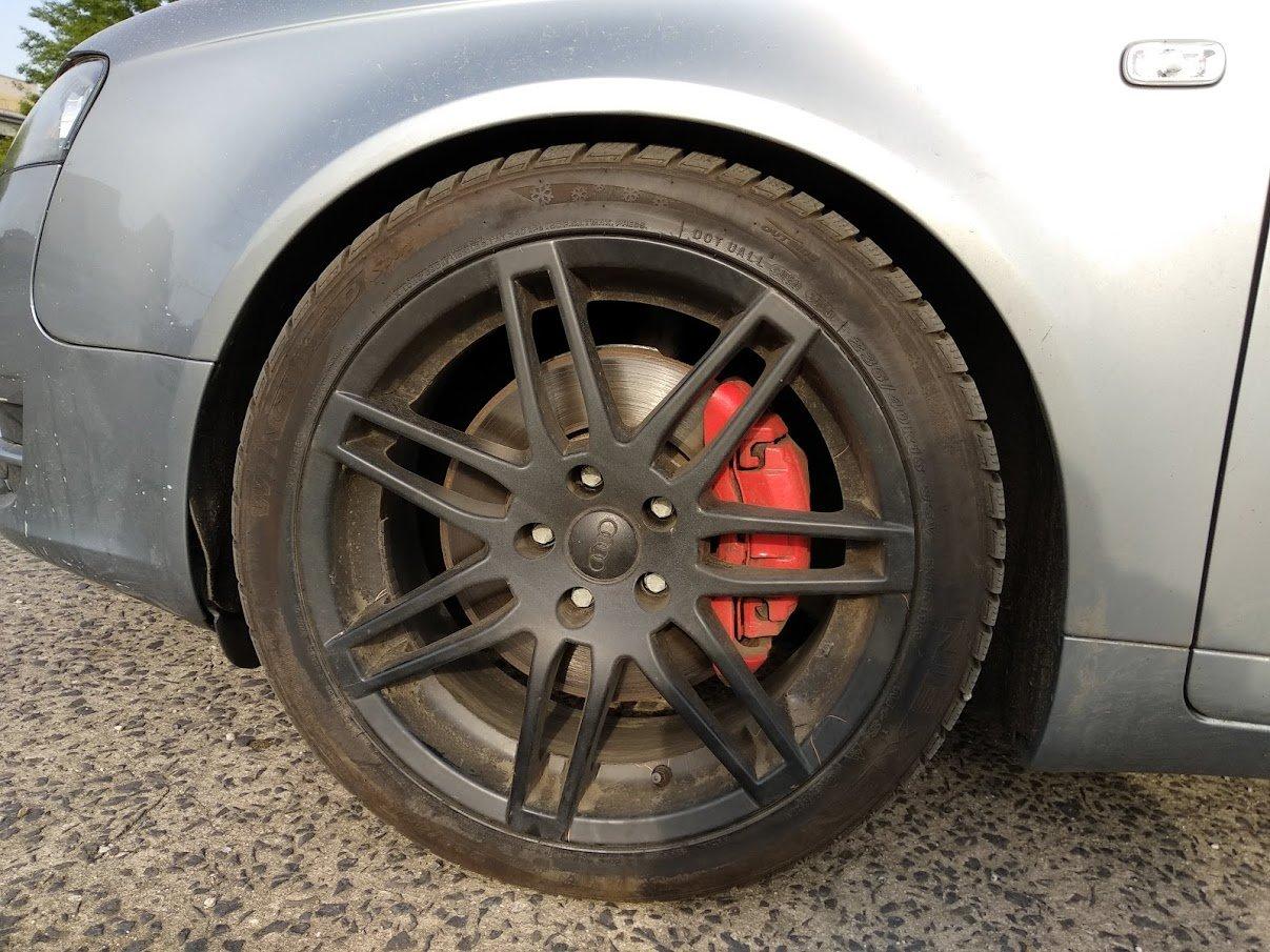 Jakie Felgi Do A4 B7 27tdi Felgi Audi A4 Klub Polska